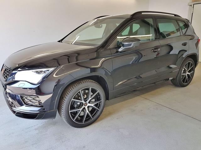 Kurzfristig verfügbares Fahrzeug, wird im Auftrag des Bestellers importiert / beschafft Seat Ateca - Cupra WLTP GVL 36. Monate Vollausstattung 2.0 TSI DSG 4Drive 221kW / 300PS