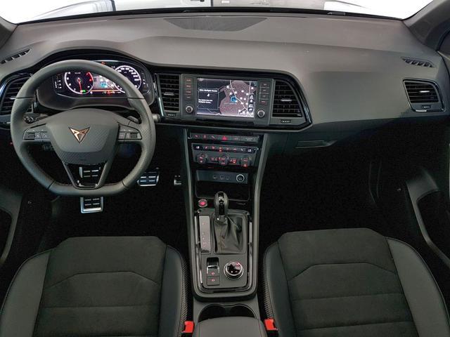 Seat / Ateca / Schwarz /  /  / WLTP Vollausstattung 2.0 TSI DSG 4Drive 221kW / 300PS