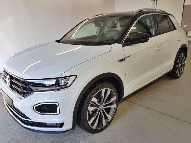 Kurzfristig verfügbares Fahrzeug, wird im Auftrag des Bestellers importiert / beschafft Volkswagen T-Roc - Sport R-Line WLTP 2.0 TSI DSG OPF 4Motion 140kW / 190PS