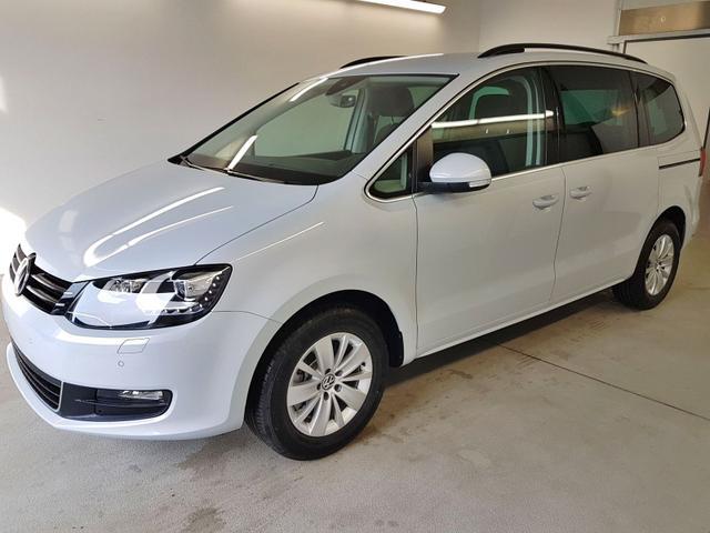Kurzfristig verfügbares Fahrzeug, wird im Auftrag des Bestellers importiert / beschafft Volkswagen Sharan - Comfortline WLTP 1.4 TSI OPF 110kW / 150PS