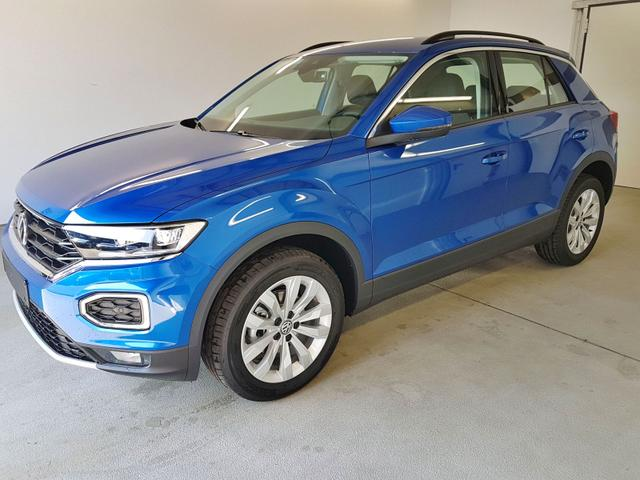 Volkswagen T-Roc    Basis WLTP 1.5 TSI ACT OPF 110kW / 150PS