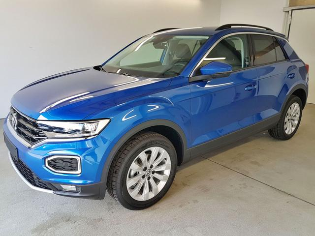 Volkswagen T-Roc - Basis WLTP 1.5 TSI DSG ACT OPF 110kW / 150PS
