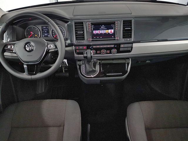 Volkswagen / T6 Multivan / Grau /  /  / Lang 3400 mm 2.0 TDI DSG SCR 4Motion BMT 110kW / 150PS