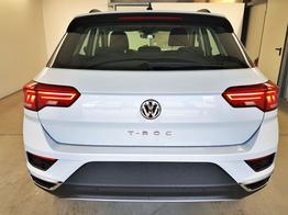 Volkswagen / T-Roc / Silber /  /  / 1.5 TSI DSG ACT OPF 110kW / 150PS