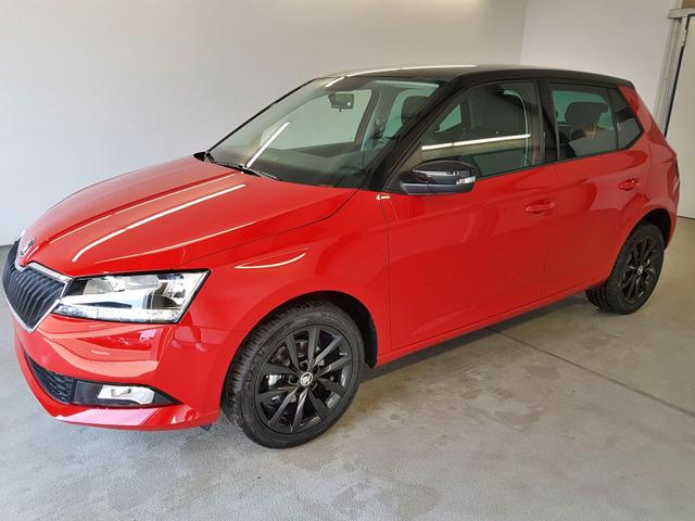 Skoda Fabia - Facelift Ambition WLTP 1.0 TSI 70kW / 95PS