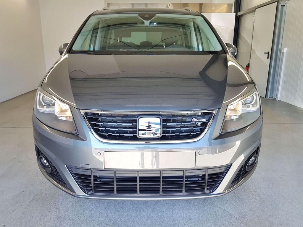 Seat / Alhambra / Grau /  /  / 2.0 TDI DSG 4Drive 130kW / 177PS