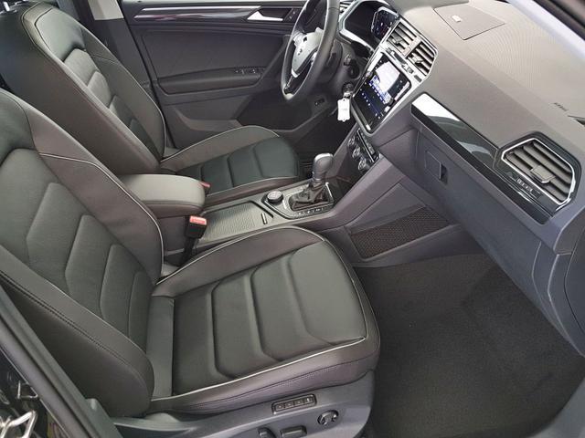 Volkswagen / Tiguan / Schwarz /  /  / WLTP 2.0 TDI DSG SCR 4Motion 176kW / 240PS