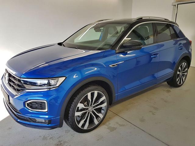 Volkswagen T-Roc - Sport R-Line WLTP 2.0 TSI DSG OPF 4Motion 140kW / 190PS