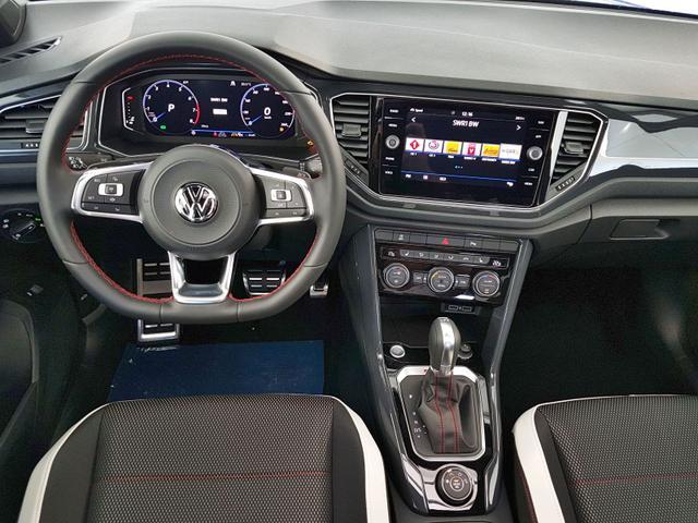 Volkswagen / T-Roc / Blau /  /  / R-Line WLTP 2.0 TSI DSG OPF 4Motion 140kW / 190PS