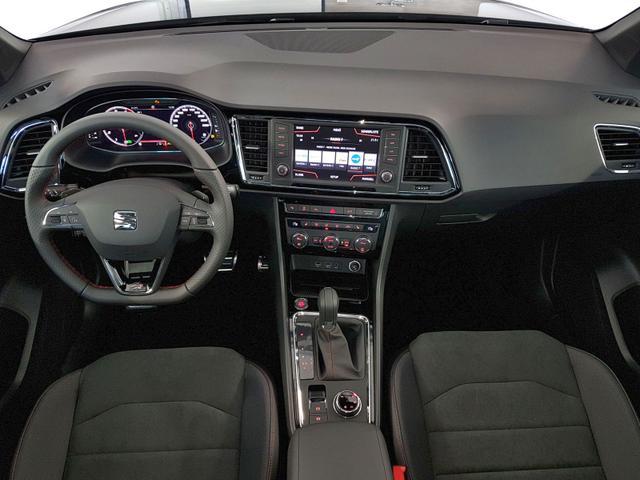 Seat / Ateca / Schwarz /  /  / GVL 36 Monate 2.0 TSI DSG 4Drive 140kW / 190PS