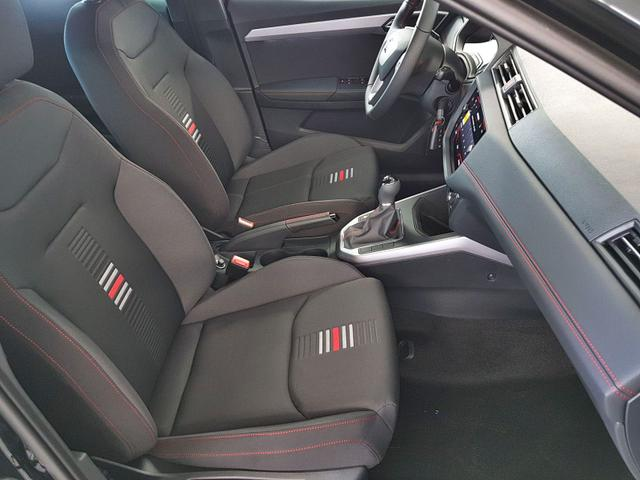 Seat / Arona / Schwarz /  /  / 1.0 TSI 85kW / 115PS