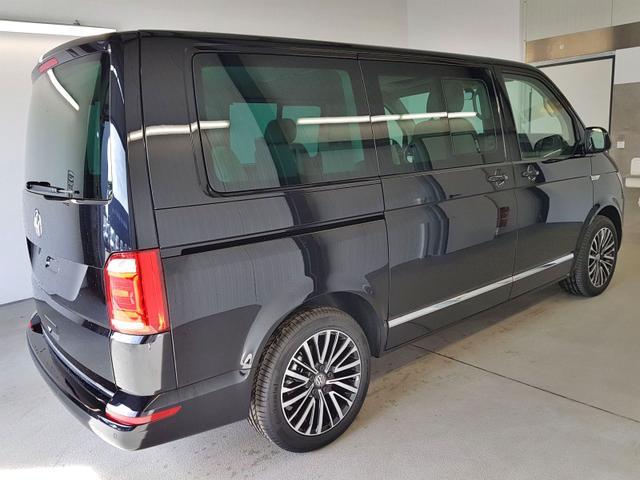 Volkswagen / T6 Multivan / Schwarz /  /  / UPE: 90.769,- 2.0 TDI DSG SCR 4Motion BMT 146kW / 199PS