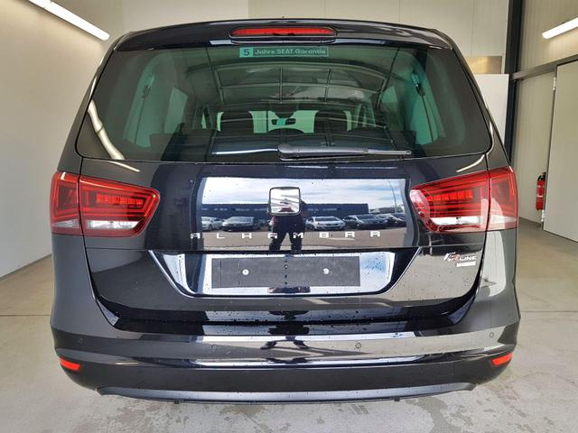 Seat / Alhambra / Schwarz /  /  / WLTP GVL 36 Mon. 2.0 TDI DSG 4Drive 130kW / 177PS