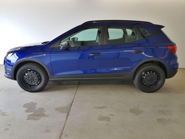 Seat / Arona / Blau /  /  / 1.0 TSI 70kW / 95PS