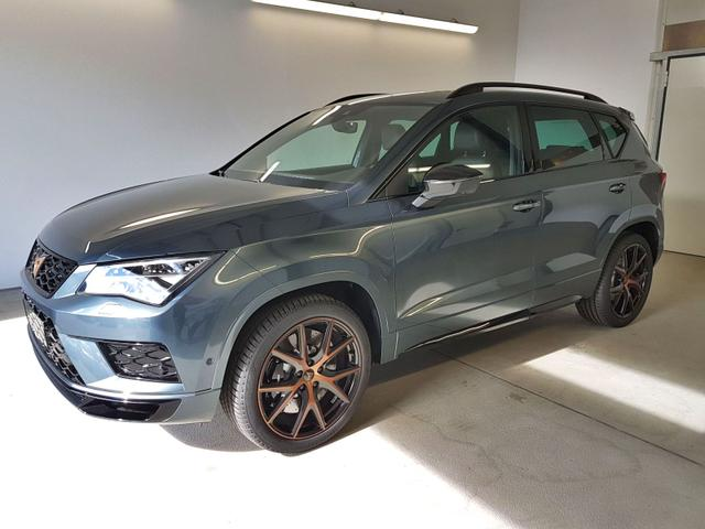 Kurzfristig verfügbares Fahrzeug, wird im Auftrag des Bestellers importiert / beschafft Seat Ateca - Cupra WLTP Vollausstattung 2.0 TSI DSG 4Drive 221kW / 300PS