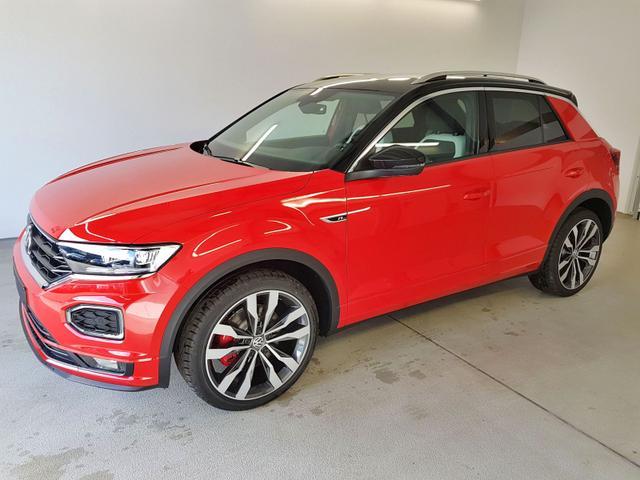 Volkswagen T-Roc Sport R-Line 2.0 TSI DSG OPF 4Motion 140kW / 190PS