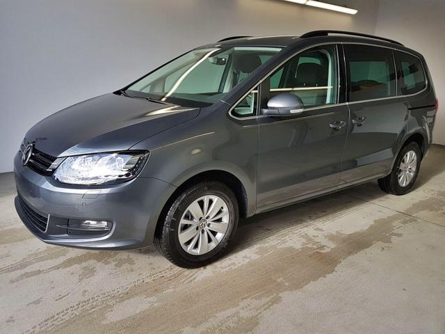 Kurzfristig verfügbares Fahrzeug, wird im Auftrag des Bestellers importiert / beschafft Volkswagen Sharan - Comfortline WLTP 1.4 TSI DSG OPF 110kW / 150PS