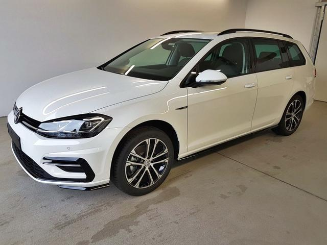Kurzfristig verfügbares Fahrzeug, wird im Auftrag des Bestellers importiert / beschafft Volkswagen Golf Variant - R-Line WLTP 1.5 TSI ACT OPF 110kW / 150PS