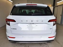 Skoda / Karoq / Weiß /  /  / WLTP 2.0 TSI DSG 4x4 140kW / 190PS