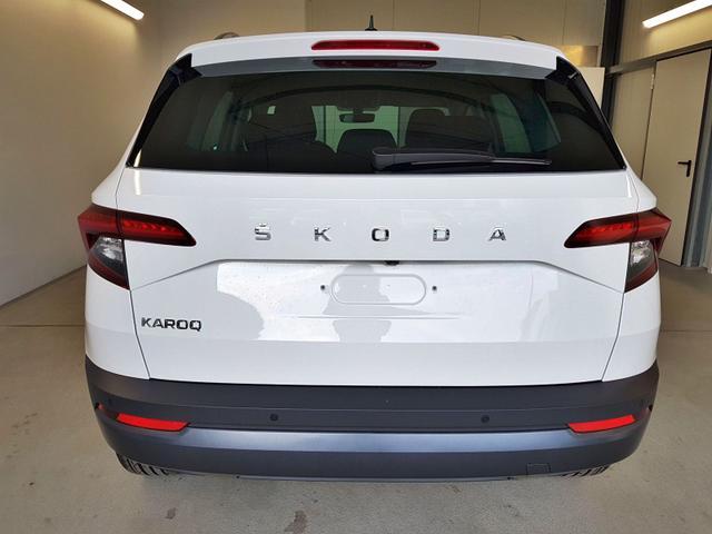 Skoda / Karoq / Weiß /  /  / 1.5 TSI DSG 110kW / 150PS