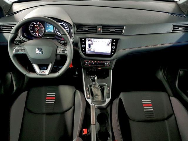 Seat / Arona / Blau /  /  / WLTP GVL 36 Mon. WLTP 1.5 TSI 110kW / 150PS