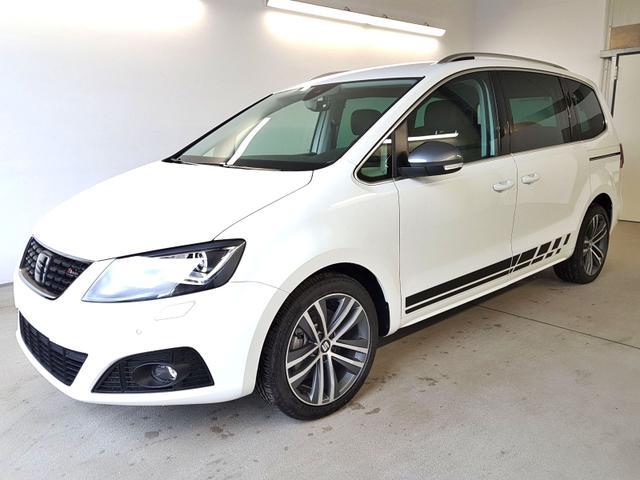 Kurzfristig verfügbares Fahrzeug, wird im Auftrag des Bestellers importiert / beschafft Seat Alhambra - FR-Line WLTP GVL 36 Mon. 2.0 TDI DSG 4Drive 130kW / 177PS