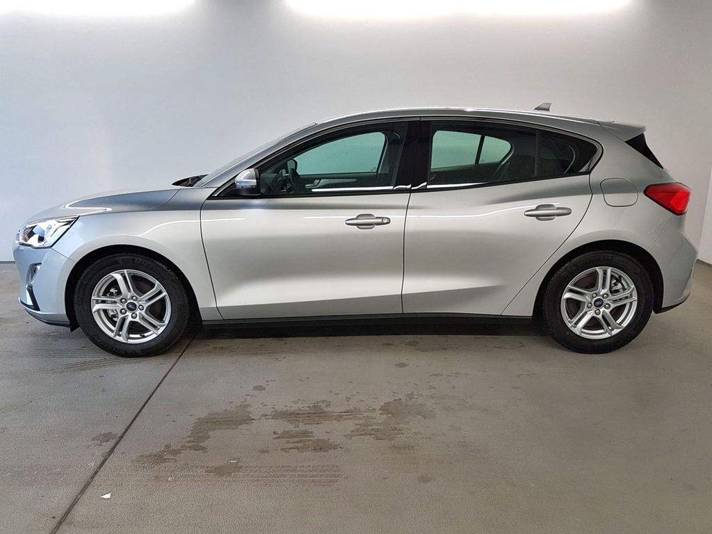 Ford / Focus / Silber /  /  / WLTP 1.5 EcoBoost 110kW / 150PS