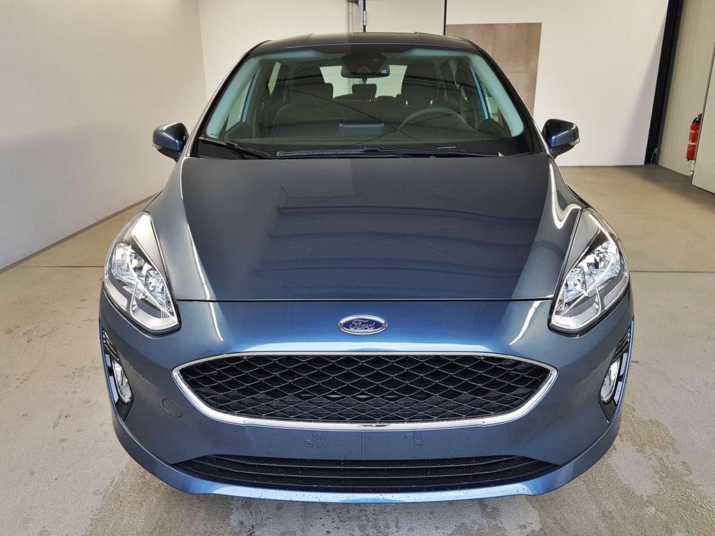 Ford / Fiesta / Blau /  /  / WLTP 1.0 EcoBoost 74kW / 100PS