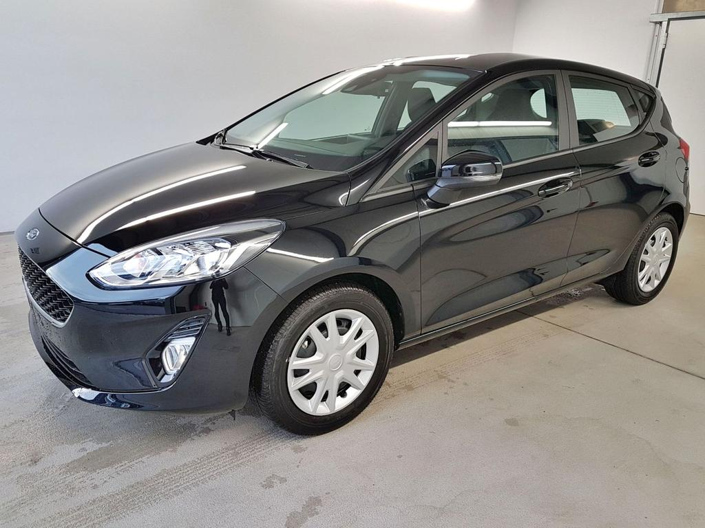 Ford / Fiesta / Schwarz /  /  / WLTP 1.0 EcoBoost 74kW / 100PS