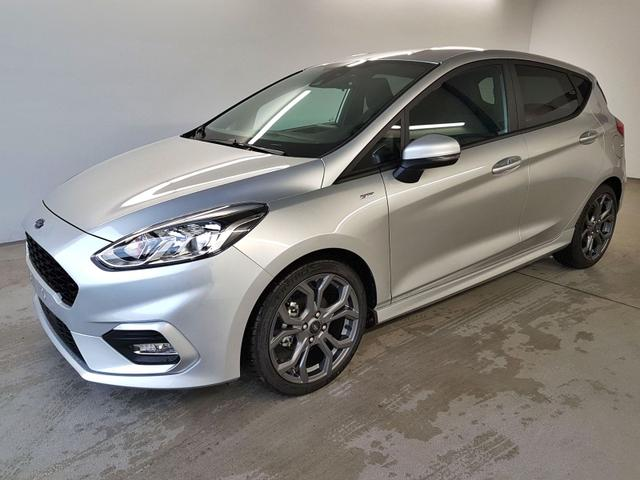 Ford / Fiesta / Silber /  /  / GVL 36 Monate 1.0 EcoBoost 92kW / 125PS