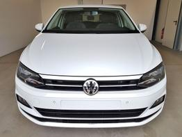 Volkswagen / Polo / Weiß /  /  / WLTP 1.0 TSI OPF 85kW / 115PS
