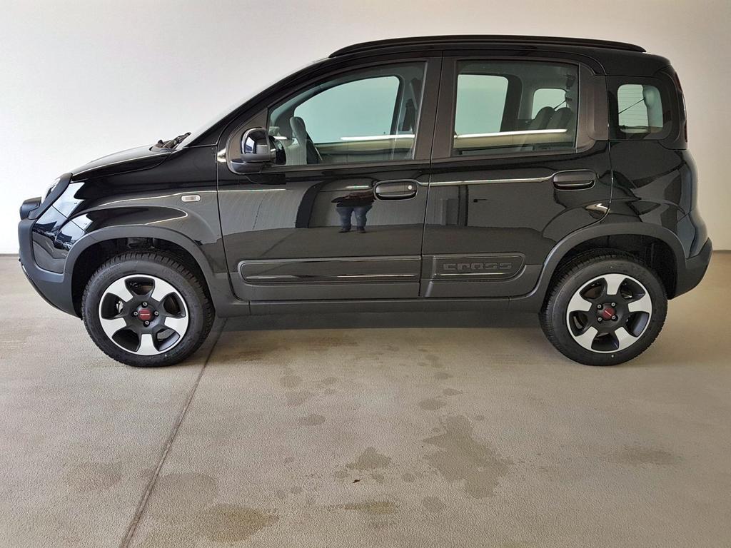 Fiat / Panda / Schwarz /  /  / WLTP 0.9 TwinAir 4x4 63kW / 85PS