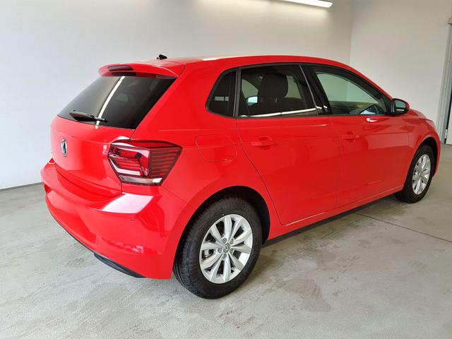 Volkswagen / Polo / Rot /  /  / WLTP 1.0 TSI OPF 85kW / 115PS