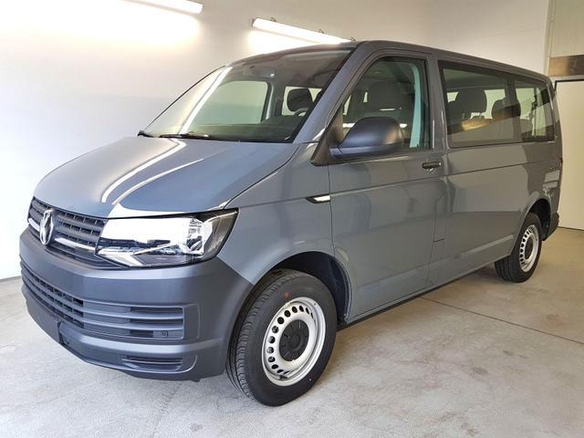 Kurzfristig verfügbares Fahrzeug, wird im Auftrag des Bestellers importiert / beschafft Volkswagen T6 Kastenwagen - Kombi 9-Sitzer 3000 mm 2.0 TDI BMT 75kW / 102PS