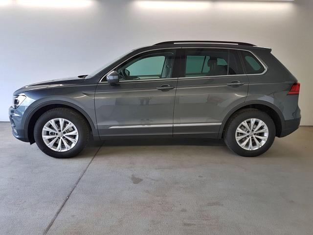 Volkswagen / Tiguan / Grau /  /  / WLTP 1.5 TSI DSG 110kW / 150PS