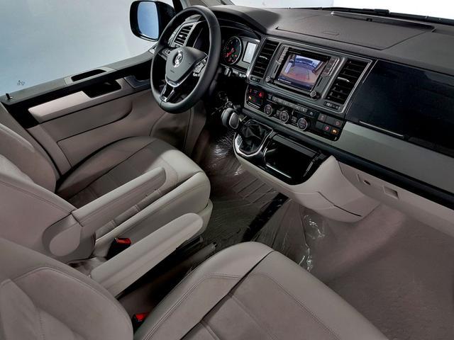 Volkswagen / T6 California / Schwarz /  /  / WLTP 2.0 TDI DSG SCR 4Motion BMT 146kW / 199PS