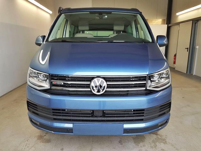 Volkswagen / T6 California / Blau /  /  / WLTP 2.0 TDI DSG SCR 4Motion BMT 146kW / 199PS