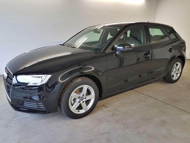 Kurzfristig verfügbares Fahrzeug, wird im Auftrag des Bestellers importiert / beschafft Audi A3 Sportback - Basis WLTP 1.5 TFSI 110kW / 150PS