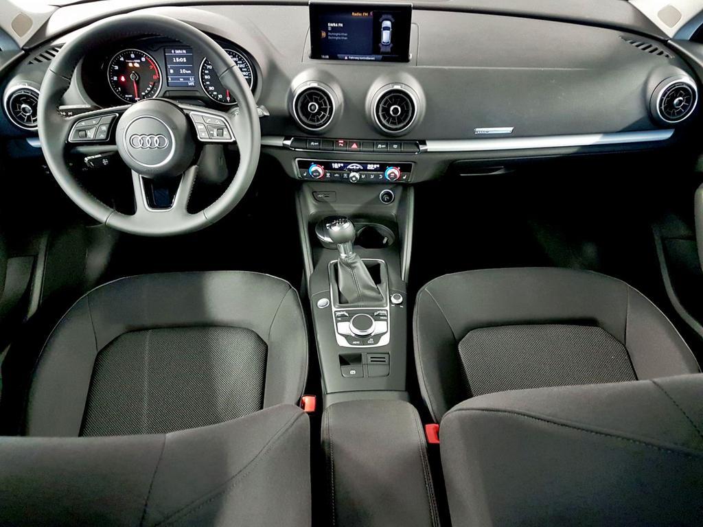 Schwarze Vorne Sitzbezüge für AUDI A6 SCHMIDT L