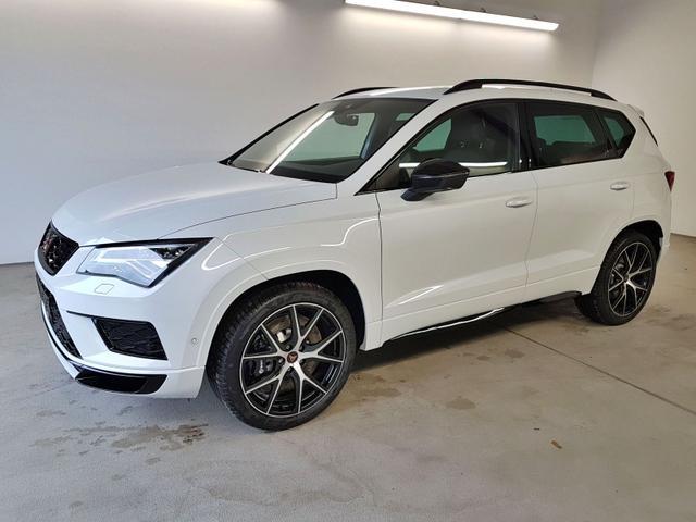 Kurzfristig verfügbares Fahrzeug, wird im Auftrag des Bestellers importiert / beschafft Seat Ateca - Cupra WLTP GVL 36 Mon. Vollausstattung 2.0 TSI DSG 4Drive 221kW / 300PS