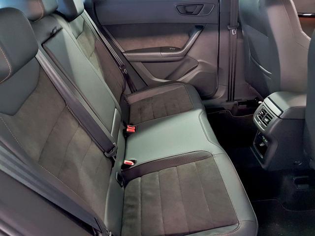 Seat / Ateca / Weiß /  /  / WLTP Vollausstattung 2.0 TSI DSG 4Drive 221kW / 300PS