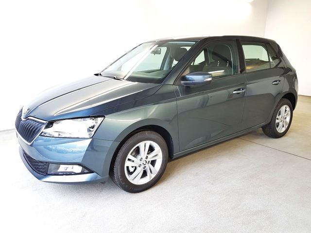 Kurzfristig verfügbares Fahrzeug, wird im Auftrag des Bestellers importiert / beschafft Skoda Fabia - Facelift Ambition WLTP 1.0 TSI 70kW / 95PS