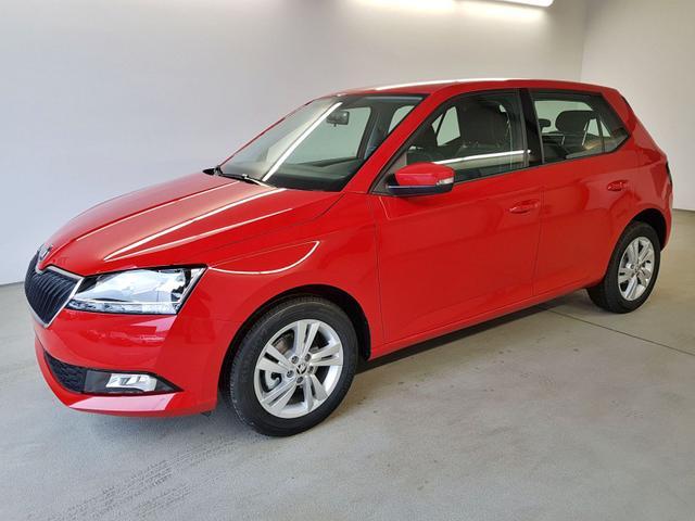 Kurzfristig verfügbares Fahrzeug, wird im Auftrag des Bestellers importiert / beschafft Skoda Fabia - Ambition WLTP 1.0 TSI 70kW / 95PS