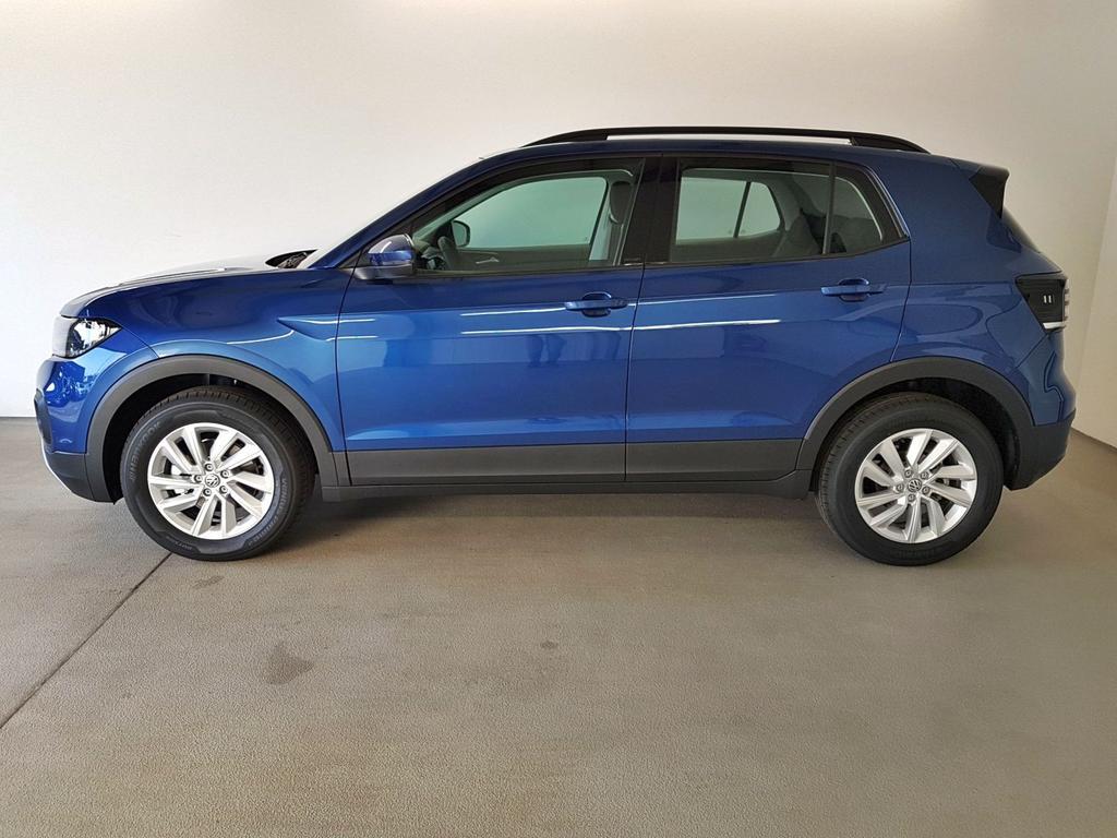 Volkswagen / T-Cross / Blau /  /  / WLTP 1.0 TSI OPF 85kW / 115PS