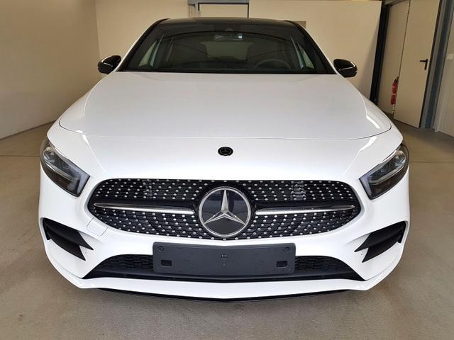 Mercedes-Benz / A 200 / Weiß /  /  / Vollausstattung WLTP 120kW / 163PS