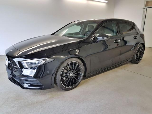 Kurzfristig verfügbares Fahrzeug, wird im Auftrag des Bestellers importiert / beschafft Mercedes-Benz A-Klasse - AMG-Line Vollausstattung WLTP 120kW / 163PS