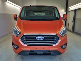 Ford / Tourneo Custom / Orange /  /  / L2H1 GVL 36 Mon. WLTP 2.0 TDCi Automatik 136kW / 185PS