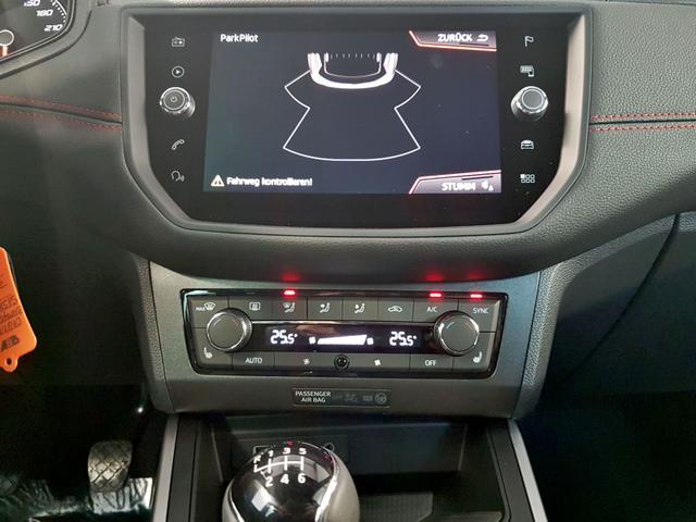Seat / Arona / Schwarz /  /  / WLTP 1.0 TSI 85kW / 115PS