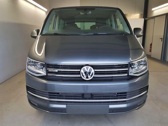 Volkswagen / T6 Multivan / Grau /  /  / Lang 3400 mm 2.0 TDI DSG SCR 4Motion BMT 146kW / 199PS