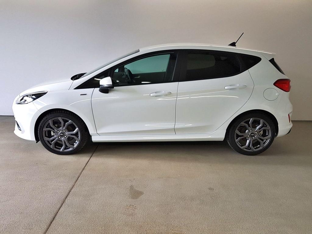 Ford / Fiesta / Weiß /  /  /
